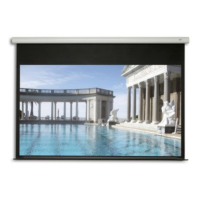"Elite Screens Spm100H-E12 Spectrum2 Electric Projection Screen (100 Inch Diagonal 16:9 Ratio 49""Hx87""W)(12"" Drop)"