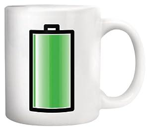 Kikkerland Battery Morphing Mug