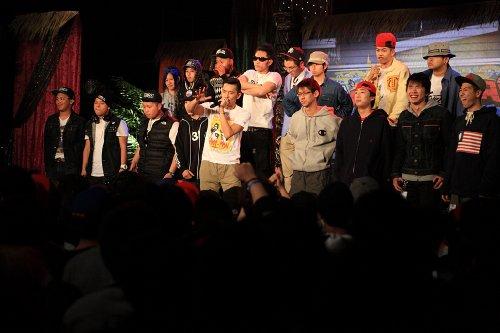 BSスカパー! BAZOOKA!!! 高校生RAP選手権 全国大会 in LIQUIDROOM 2013.3.23