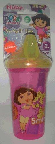Dora No-Spill Cup 9 oz ~ BPA FREE