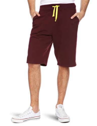 Original Penguin EU Knit Men's Shorts Winetasting Medium