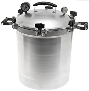 All-American 30-Quart Pressure Cooker/Canner