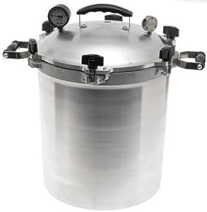 All-American 30-Quart Pressure Cooker/Canner
