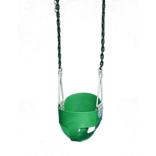 Full Bucket Swing Green front-655572