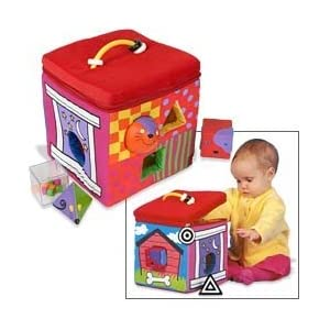 Small World Toys IQ Baby (Whose House Shape Sorter) 4