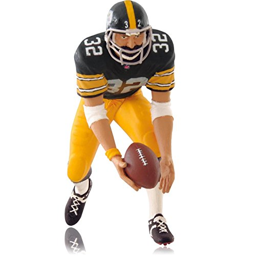 Hallmark 2014 The Immaculate Reception Franco Harris Ornament from Hallmark