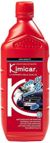 Kimicar 0041000 artic flu liquido anticongelante per for Liquido per stufe prezzi