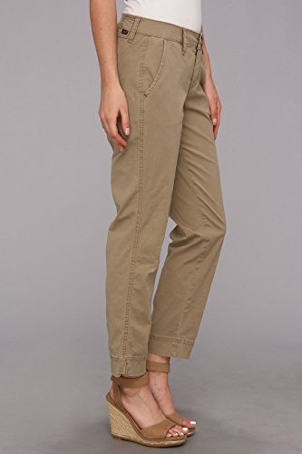 Jag Jeans Women's Havana Chino Ankle Pant, Nutty, 4