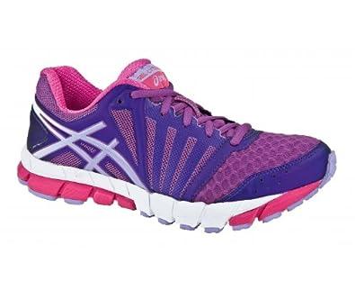 asics gel lyte 33 climbing shoes pink purple size