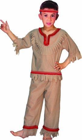 【ハロウィン子供コスチューム】Native American!キッズ原住民!802221 M
