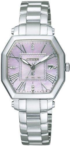 [シチズン]CITIZEN 腕時計 xC クロスシー Eco-Drive エコ・ドライブ 電波時計 XCD38-9016 レディース