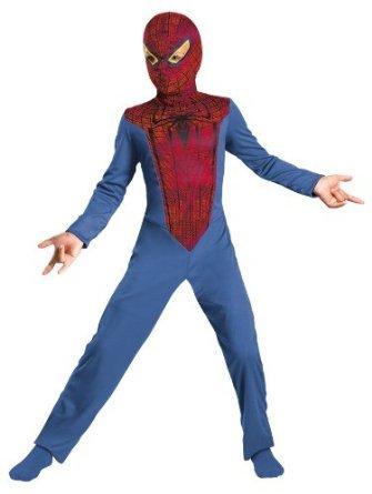 Spider-Man Movie Basic Kids Costume Size: 4 - 6X