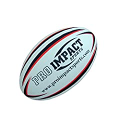 Buy Pro Impact Official Size Training Rugby Ball - SIZE 5 by Pro Impact