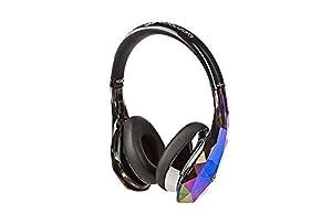 Monster Diamond Tears Edge On-Ear Headphones (Black)