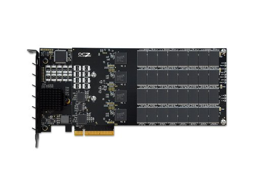 OCZ 1.2TB Z-Drive R4 C Series Half Height Form Factor PCIe Solid State Drive With Maximum Read and Write 2000 MB/s and Maximum 260K IOPS- ZD4CM84-HH-1.2T