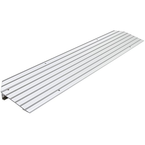 1″ x 34″ Aluminum Wheelchair Threshold Ramp