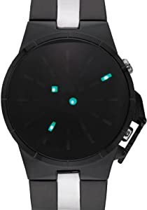 Storm Solar Japanese Analog Black Dial Men's Watch