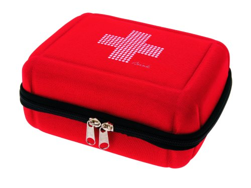 Brink Travel First Aid Kit, Red