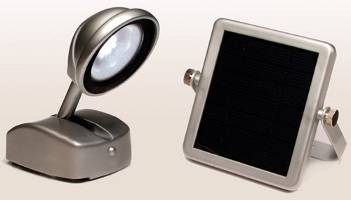 Everlite Compact Solar Charged Portable Light