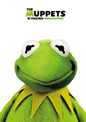 (11x17) The Muppets - Kermit the Frog Movie Poster
