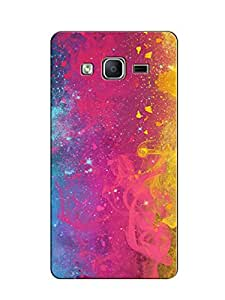 Print Tech back cover for SAMSUNG GALAXY ON5