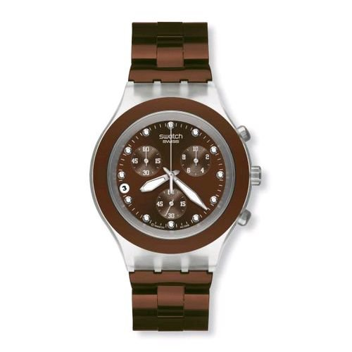 Swatch Men's FULL BLOODED Watch SVCK4042AG