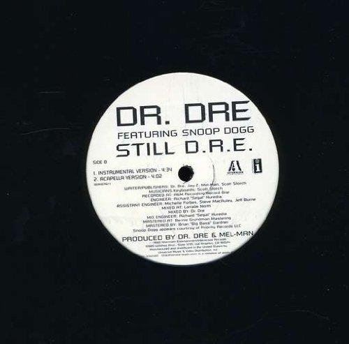 Dr. Dre - Still d. R. E. [Vinyl Single] - Zortam Music