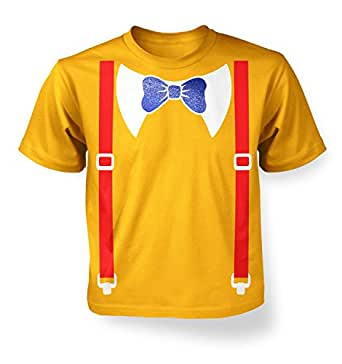 Tweedle Dee And Tweedle Dum Costume Kids T-shirt