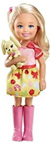 Mattel Barbie & Her Sisters in a Pony Tale Chelsea Doll with Bunny