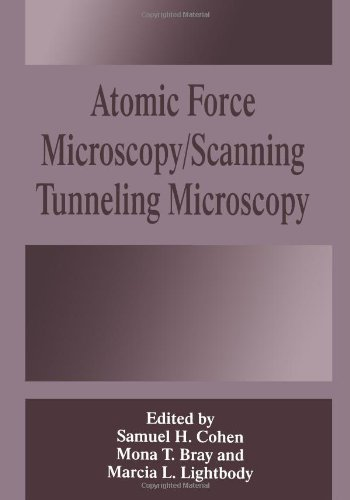 Atomic Force Microscopy/Scanning Tunneling Microscopy