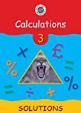 Cambridge Mathematics Direct 3 Calculations Solutions (0521798221) by Adams, Mark