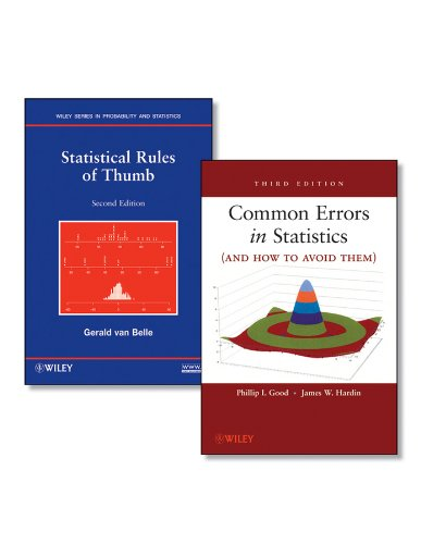 Common Errors in Statistics (and How to Avoid Them), Third Edition + Statistical Rules of Thumb, Second Edition Set (Wil