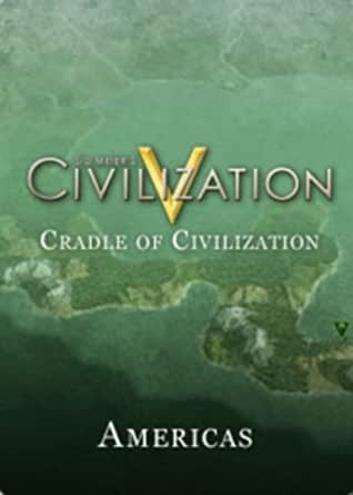 Sid Meier's Civilization V: Cradle of Civilization - The Americas [Online Game Code]