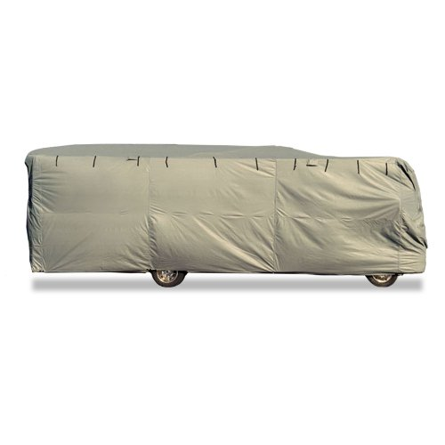 Budge Premier Class A RV Cover Fits Class A RVs up to 43' Long (Gray, Polypropylene) (Rv Cover Budge compare prices)