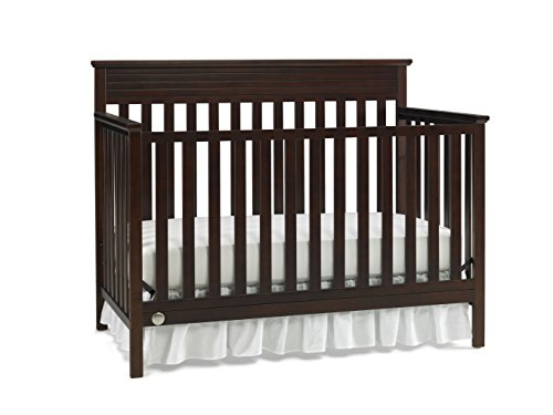 Fisher-Price Newbury Convertible Crib - Cherry