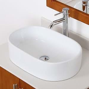 Flat Bathroom Sink : ... kitchen bath fixtures bathroom fixtures bathroom sinks vessel sinks