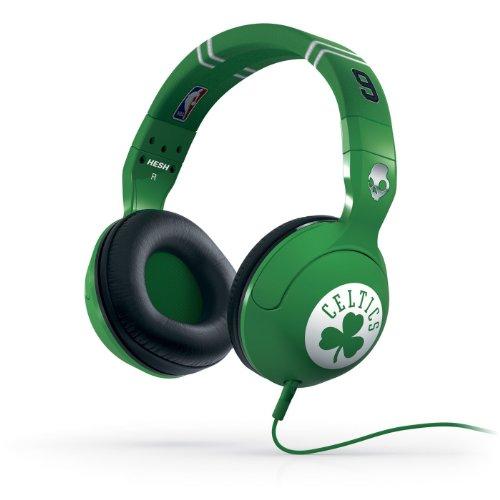 Skullcandy Nba Hesh 2.0 Rajon Rondo With Mic Sports Collection Wired Headphone - Green