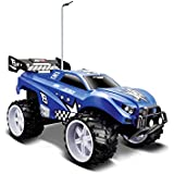 Maisto R/C 1:16 Scale Off-Road Dune Blaster Radio Control Vehicle (Colors May Vary)