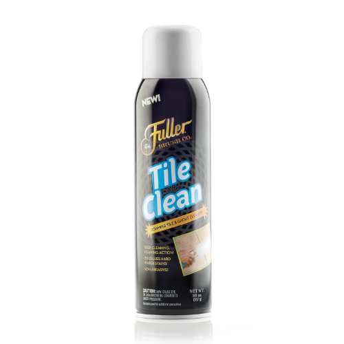 Fuller Brush Tile & Grout Cleaner Foam - 20 oz