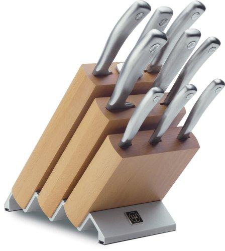 Wüsthof 9841 Culinar Bloc Couteaux avec 9 Pièces