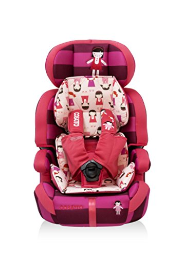 COSATTO Zoomi Group 123 5 Point Plus Car Seat Dilly Dolly