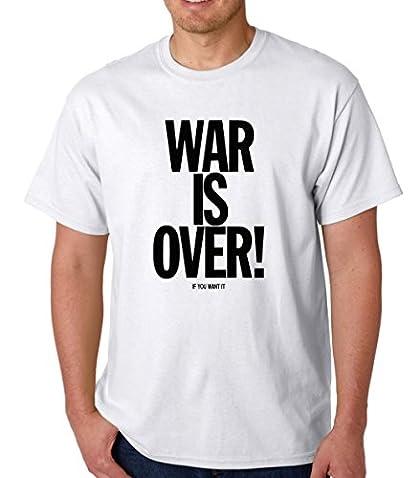 追悼35周年記念  JOHN LENNON - WAR IS OVER 【公式 / オフィシャル】