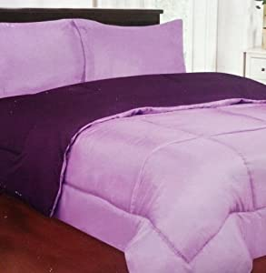 Amazon Com Queen Size Mainstays Reversible Comforter