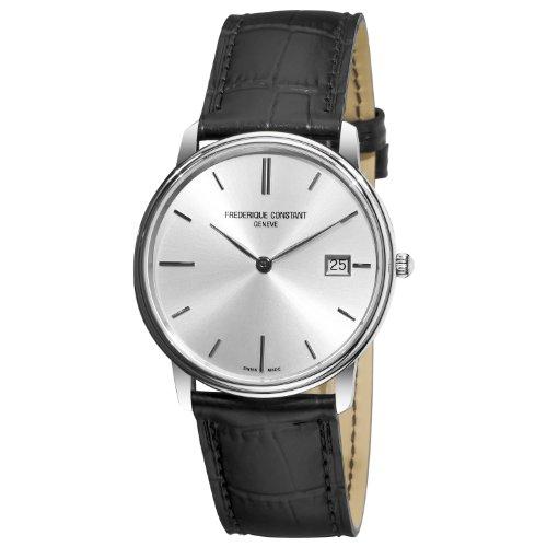 Frederique Constant Geneve Slimline FC220NS4S6 Reloj elegante para hombres Muy llano