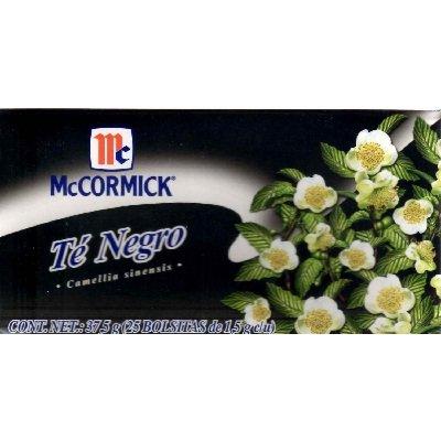 Mccormick Black Tea (6X25Bag )
