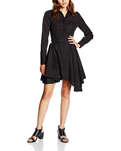 C/MEO COLLECTIVE (CAN40) Vestido Negro M