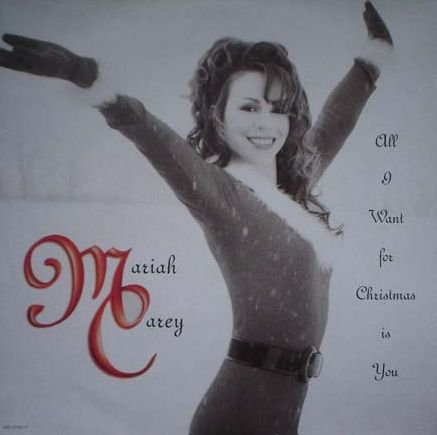 All I Want For Christmas Is You (Rare Vinyl)