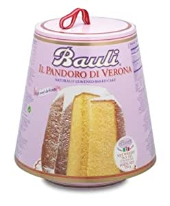 Bauli il Pandoro di Verona 26.5 oz.: Amazon.com: Grocery & Gourmet Food