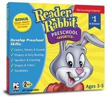 Reader Rabbit Preschool (Jewel Case)