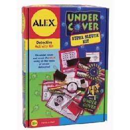Alex Super Sleuth Kit/Detective Activity Kit